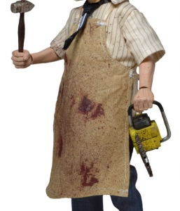 Texas Chainsaw Massacre – 8″ Clothed Figure – 40th Anniversary Leatherface