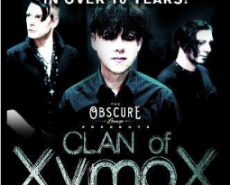 Tickets Available – Clan of Xymox