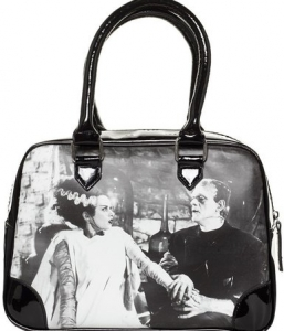 Bride of Frankenstein – We Belong Dead Purse