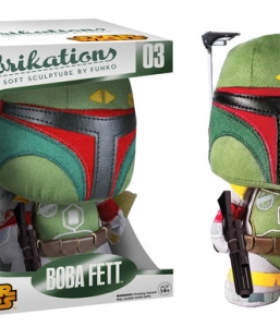 Star Wars – Boba Fett Fabrikations Plush
