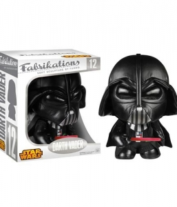 Star Wars Darth Vader Fabrikations Plush Figure