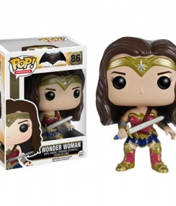 Batman v Superman: Dawn of Justice Wonder Woman Pop! Vinyl Figure