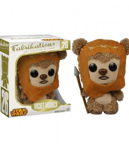 Star Wars Wicket Fabrikations Plush Figure