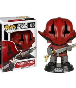 Star Wars: Episode VII – The Force Awakens Sidon Ithano Pop! Vinyl Bobble Head