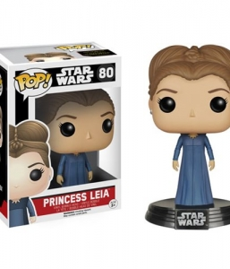Star Wars: The Force Awakens Princess Leia Pop! Vinyl Bobble Head