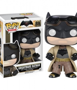 Batman v Superman: Dawn of Justice Knightmare Batman Pop! Vinyl Figure