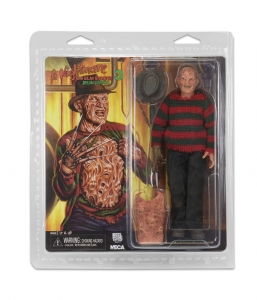 A Nightmare On Elm Street 3 Dream Warriors Freddy Krueger Action Figure NECA