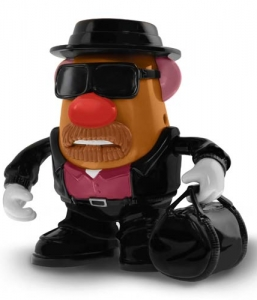Breaking Bad – Fries-enberg Potato Head