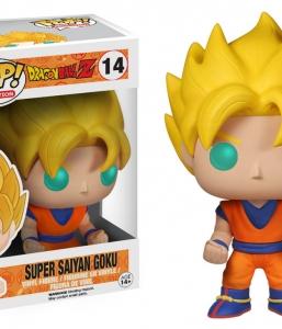 Dragonball Z – Super Saiyan Goku Pop Vinyl