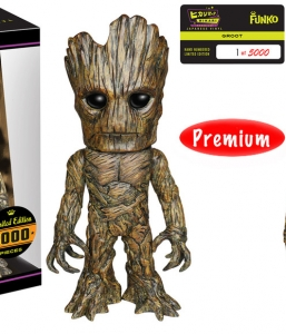 Guardians Of The Galaxy – Groot Hikari Sofubi