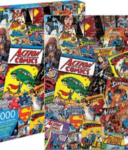 DC Comics Superman 1000 Piece Puzzle