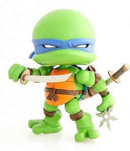 Teenage Mutant Ninja Turtles Leonardo Regular Edition 8-Inch Action Vinyl Figure – 2015 San Diego Comic-Con Exclusive