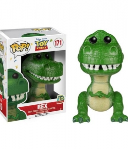 Toy Story 20th Anniversary Rex Pop! Vinyl Figure