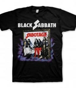 Black Sabbath – Sabotage T-Shirt