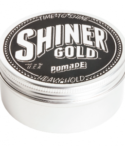 Shiner Gold Pomade – Heavy Pomade