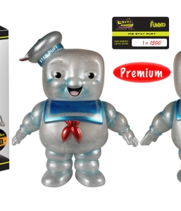 Ghostbusters – Stay Puft Marshmallow Man Ice Stay Hikari Sofubi