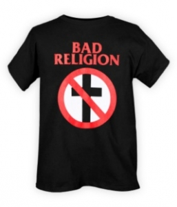 Bad Religion – Crossbuster T-Shirt
