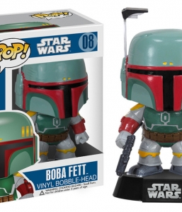 Star Wars – Boba Fett Pop Vinyl