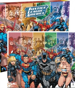 Justice League America – 1000 Piece Puzzle