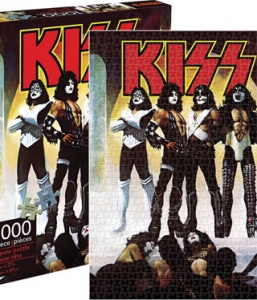 Kiss – Love Gun 1,000 Piece Puzzle