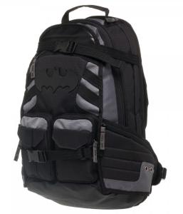 DC Comics Batman Black Tactical Backpack