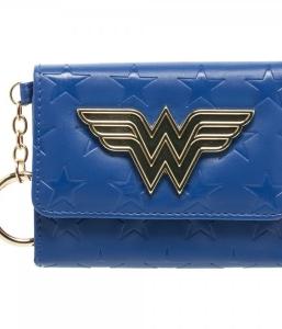DC Comics Wonder Woman Mini Trifold Wallet