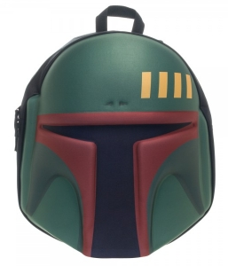 Star Wars Boba Fett Moulded Backpack